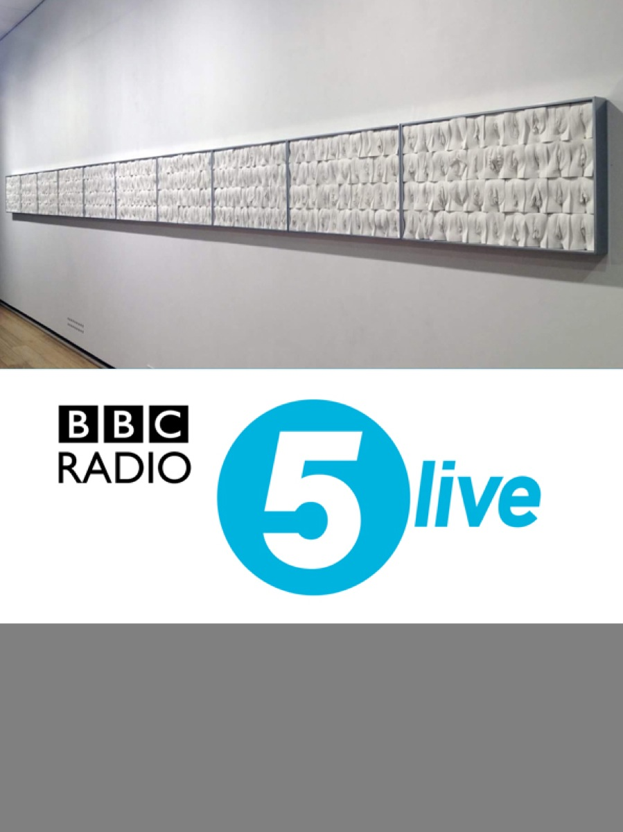 The Great Wall of Vagina on radio 5 live