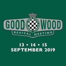 Goodwood Revivial 2019